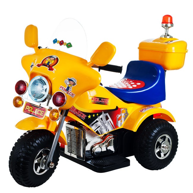 Lil' Rider Debutante Battery Operated 3 Wheel Bike