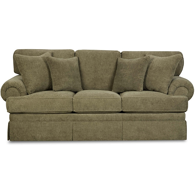 Beautyrest Mayback/ Mathias Herb Sofa