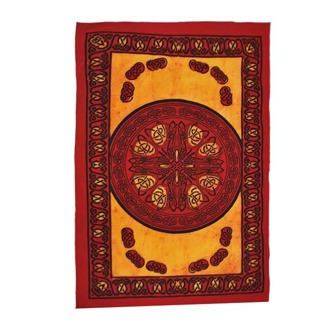 Mandala Print Tapestry (India)