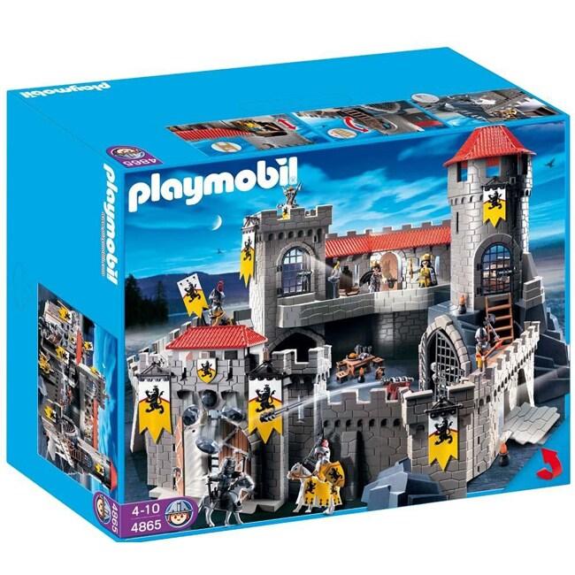Playmobil Lion Knights' Castle