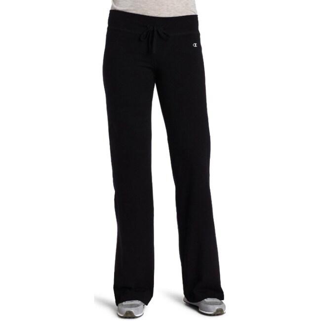 Champion Women's Semi Fit Fitness Pant (XS)