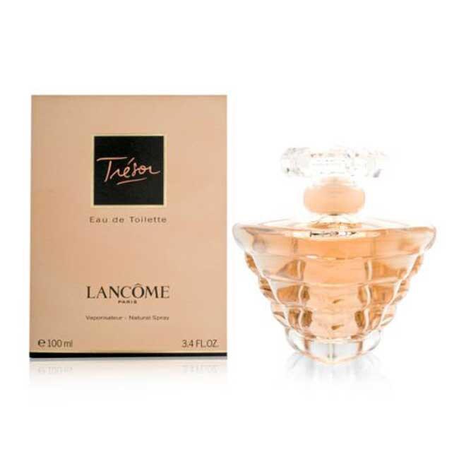 Lancome Tresor Women's 3.4-ounce Eau de Toilette Spray
