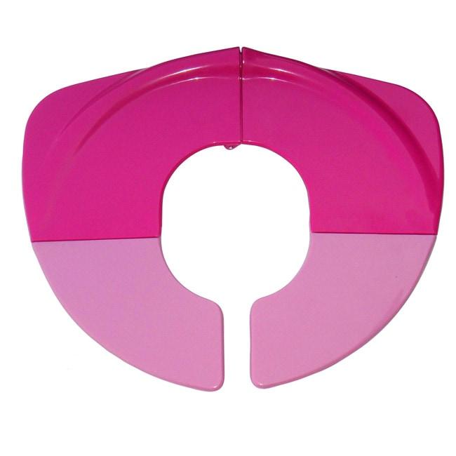 Bebelove Folding Baby Toilet Seat 14360609 Overstock