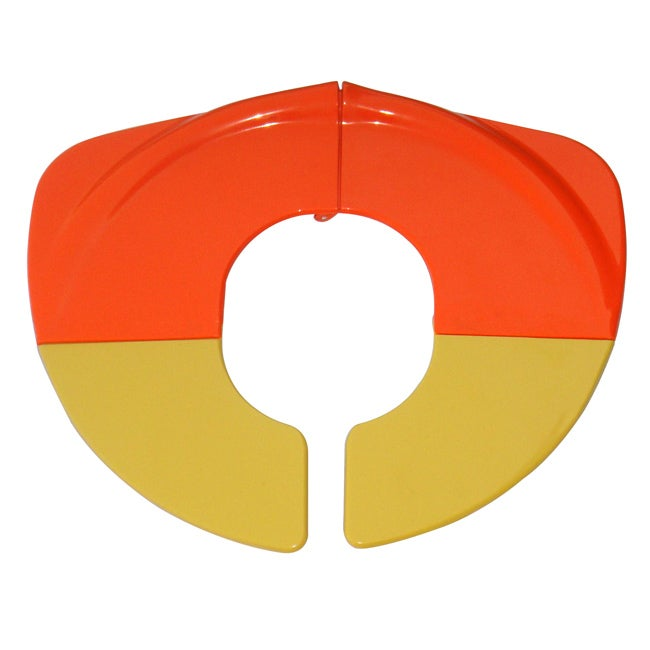 BeBeLove Folding Baby Toilet Seat in Orange