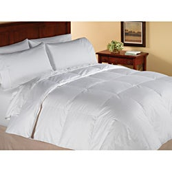 All Seasons Warmth 500 Fill Power White Down Comforter