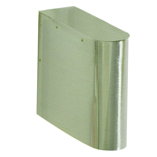 Stainless Steel Single Hole Wall Mount