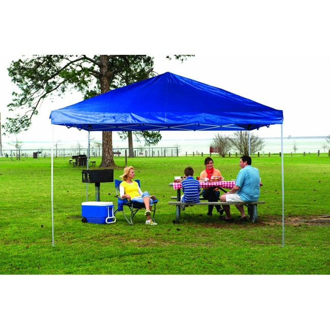 Sports and Toys by O Fast Set Instant Pop Up Straight Wall Canopy (12' x 12') at Sears.com