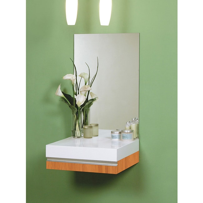 Deco Lav Eastridge Drawer Cabinet with Mirror