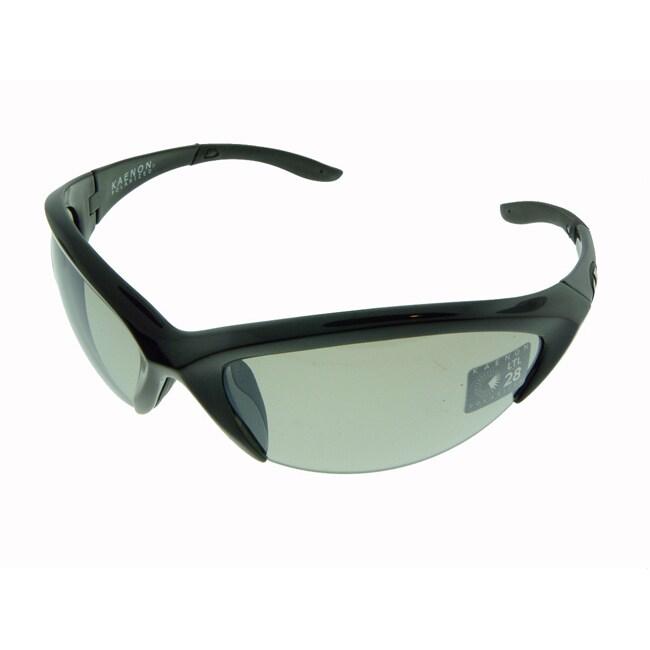 Kaenon Men's 'KORE' Black with G28 Lenses Sunglasses