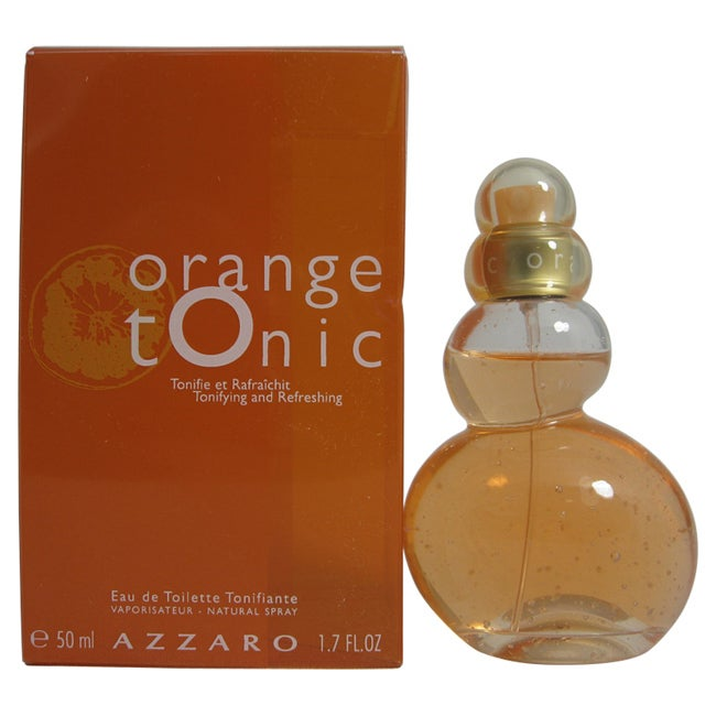 Loris Azzaro 'Orange Tonic' Women's 1.7-ounce Eau de Toilette Spray