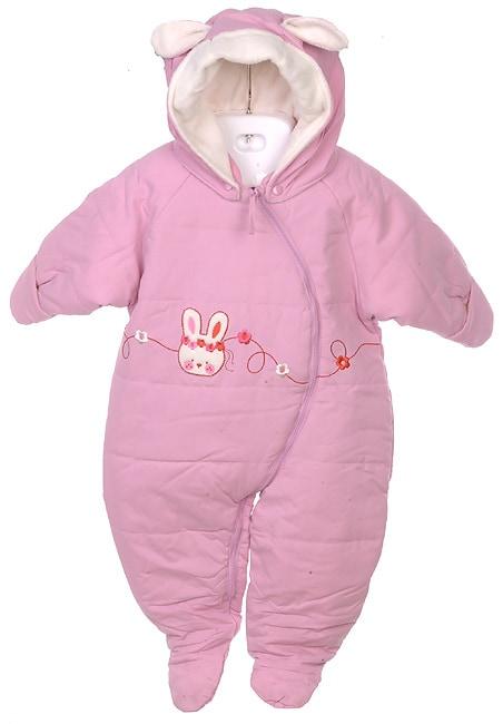 Weatherproof Garment Co. Infant Pink Snow Suit