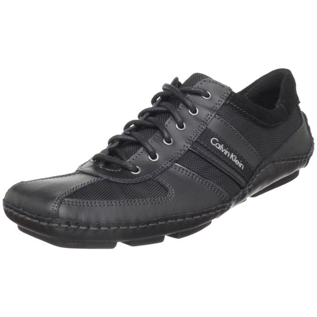 Calvin Klein Men's Shoes Max Black Casual Shoes