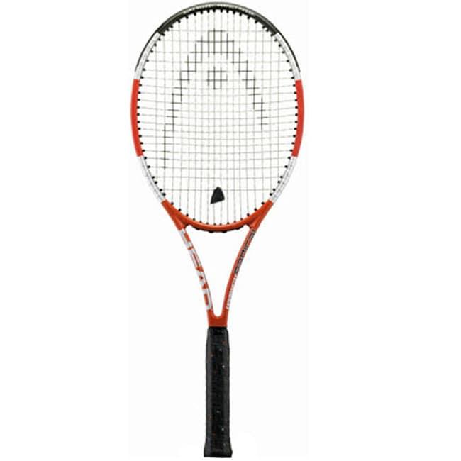 Head LiquidMetal Radical MidPlus Lightweight Strung Tennis Racquet