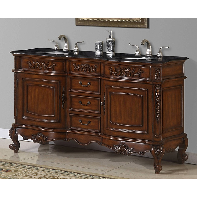 Pelagius Double Bathroom Vanity 14477445 Shopping Great Deals On Bathroom