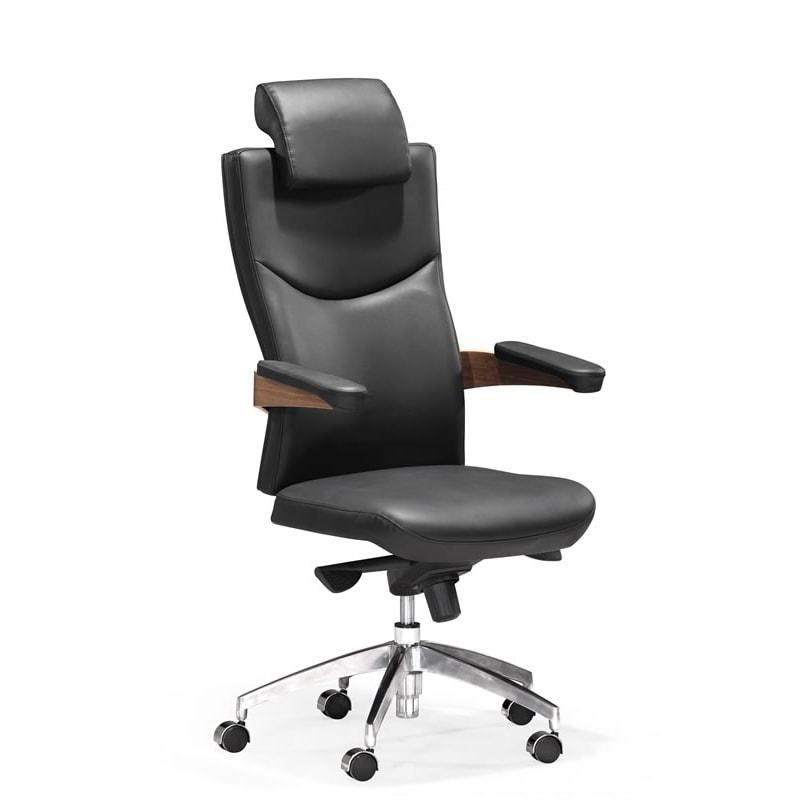 Chairman Black Office Chair 14500898 Shopping