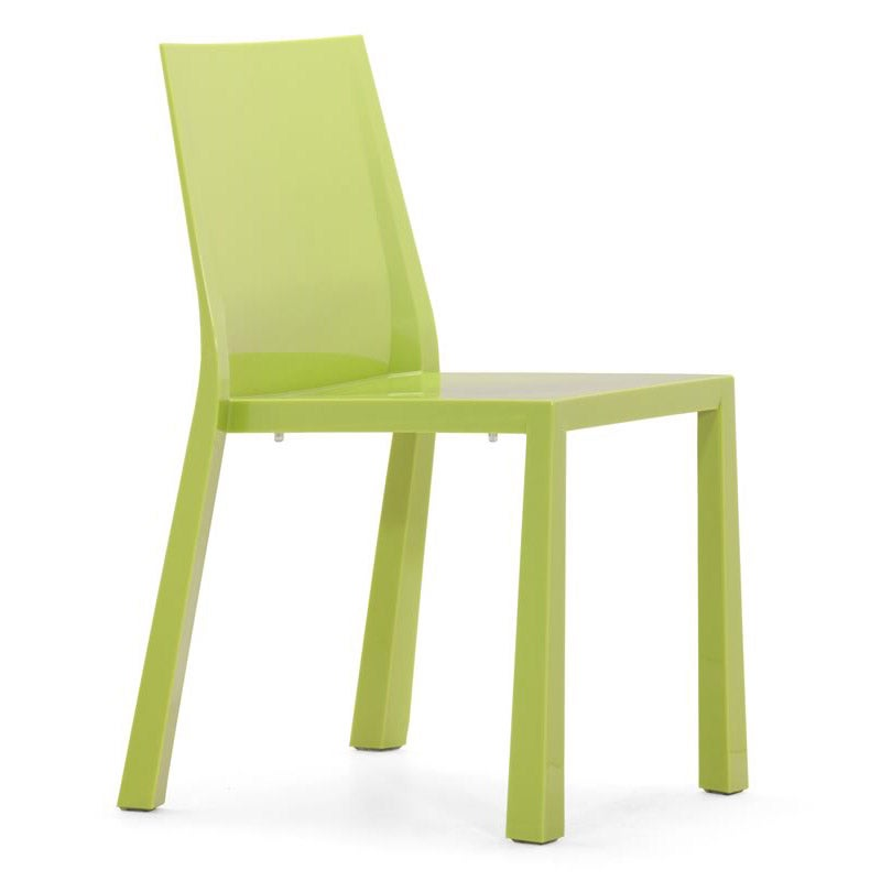 Popsicle Green Dining Chair (Set of 4)