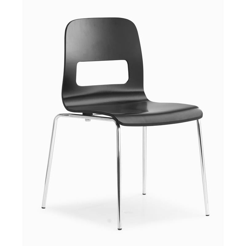 Escape Black Dining Chair (Set of 4)