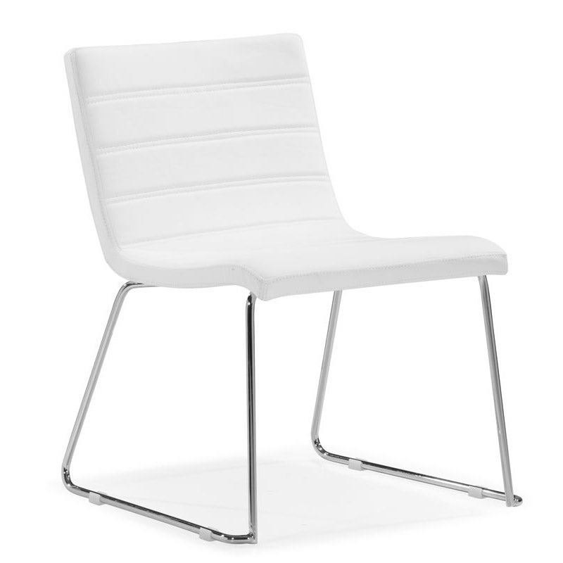 Tag White Dining Chair (Set of 4)
