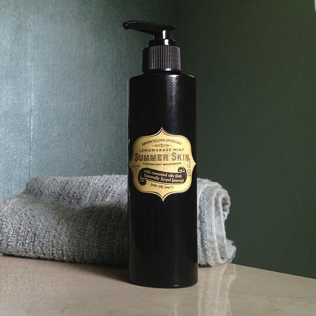 Austin Silly Soap Summer Skin Cooling Moisturizer
