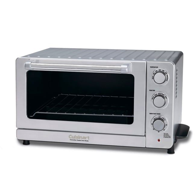 Cuisinart TOB-60 Convection Toaster Oven Broiler (Refurbished)