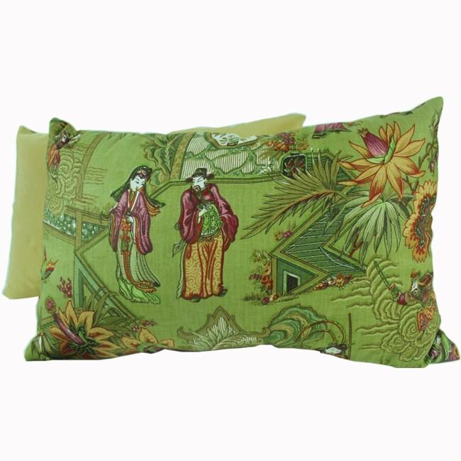 Fugou Decorative Pillows (Set of 2)