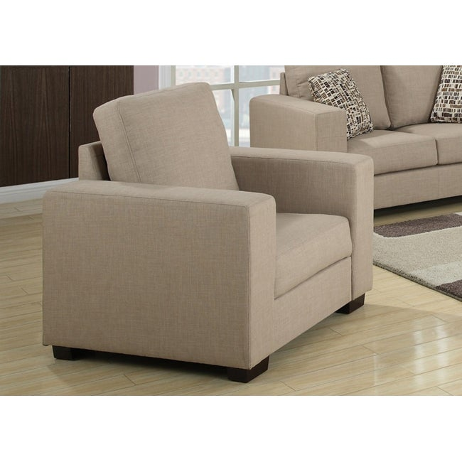 Eve Polyester Fabric Chair