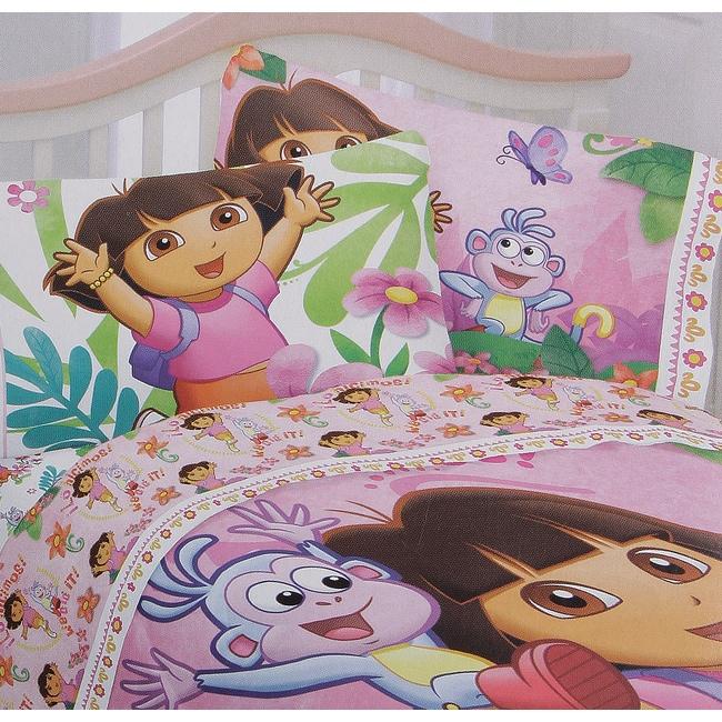 Nickelodeon 'Dora the Explorer' Sheet Set