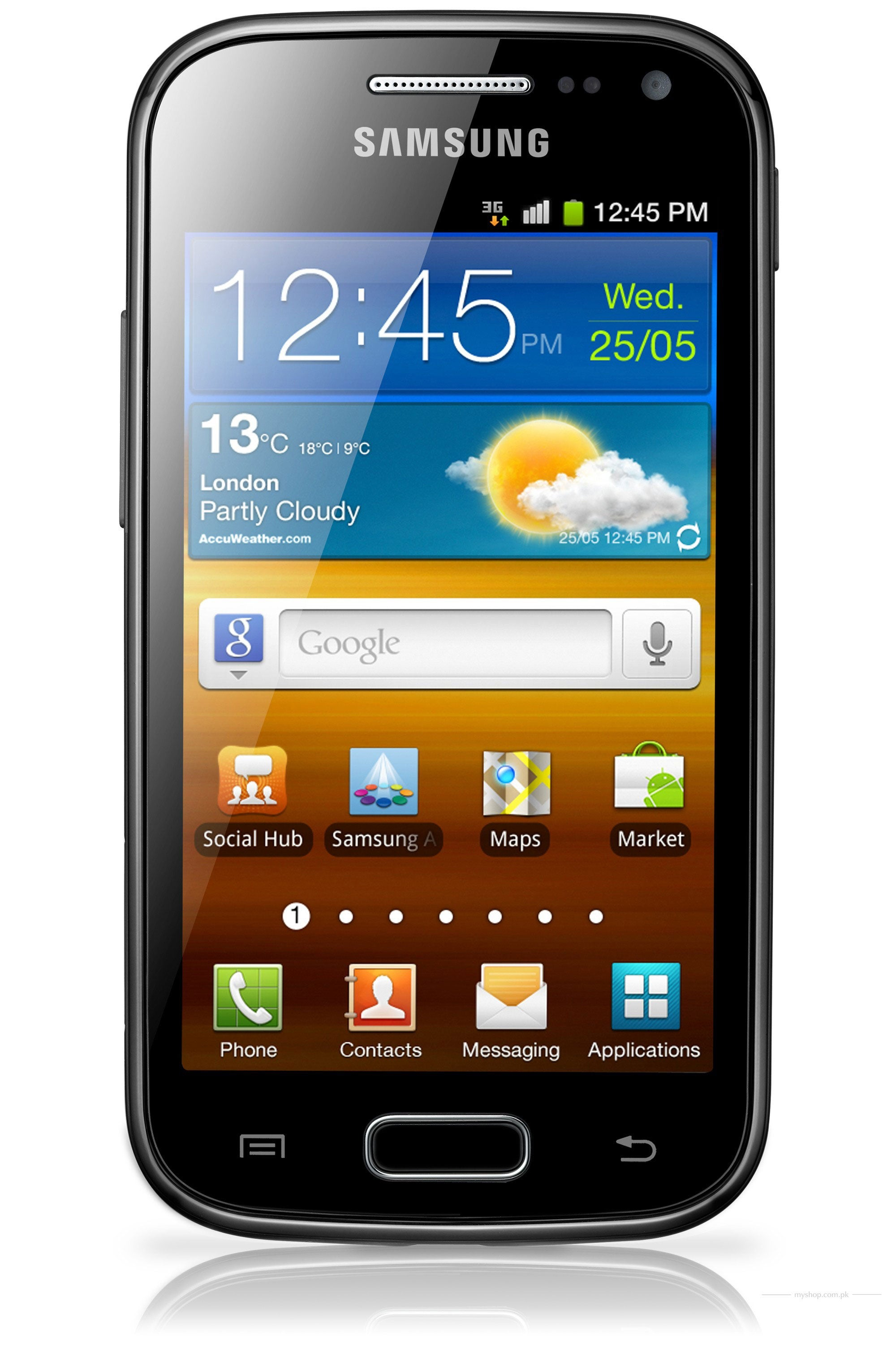 Samsung Galaxy Ace 2 I8160 GSM Unlocked Android Cell Phone