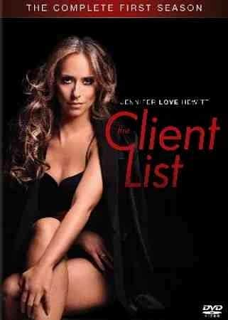 The Client List: The Complete First Season (DVD)