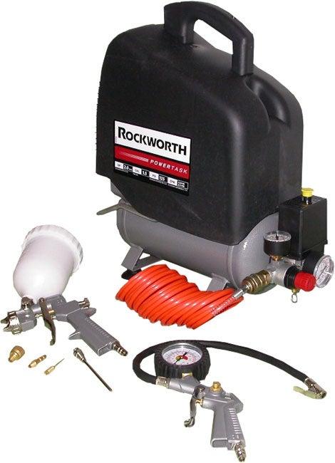 Rockworth PT20015 Powertask Compressor