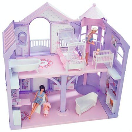 Barbie Deluxe Dream House
