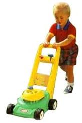 Little Tikes Mulching Mower 017287 Overstock Com