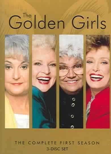 The Golden Girls: Season One 20th Anniversary (DVD)