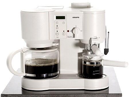 Krups Il Caffe Bistro Coffee/Espresso Maker