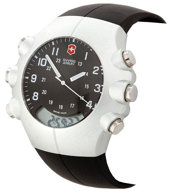 Swiss Army StarTech 3000 Chronograph Watch