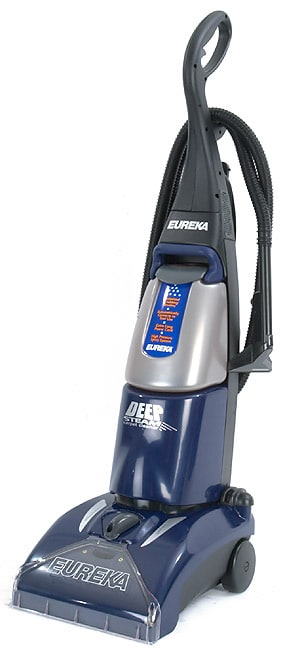 eureka deep steam carpet cleaner 2576 manual