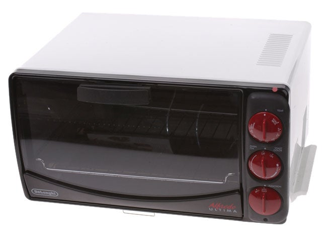 Countertop Oven Delonghi : DeLonghi Alfredo Ultima 6-slice Toaster Oven (Refurbished) - Overstock ...
