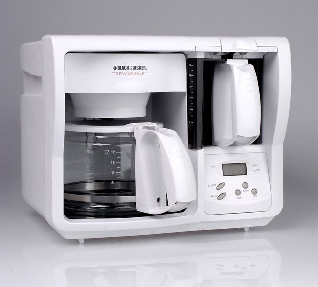 Black And Decker Spacemaker Coffee Maker White : Black And Decker Spacemaker Coffee Maker Foto Bugil Bokep 2017