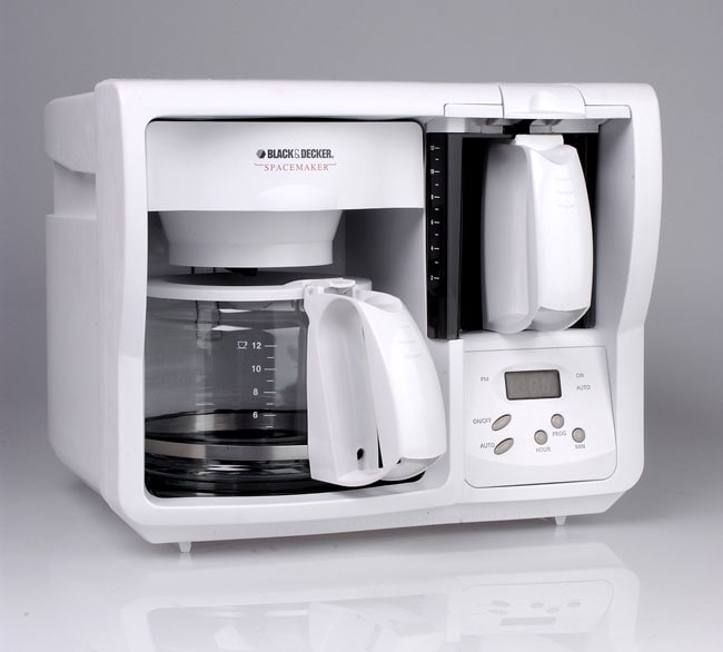 Black amp decker cm5000b black 12 cup mill and brew coffeemaker