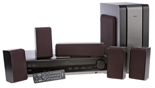 RCA RT2380 Home Theater System (Refurbished)