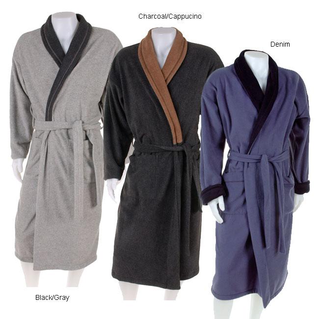 Joseph Abboud Men's Fleece Robe