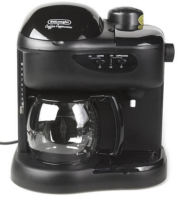 DeLonghi Coffee Cappuccino Machine - 065066 - Overstock.com Shopping - Great Deals on DeLonghi ...