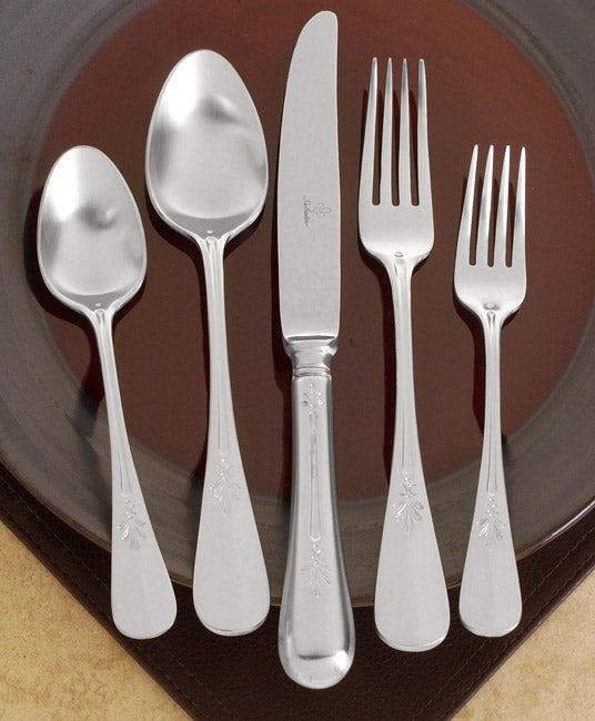 Sabatier Grand Buffet 60-piece Flatware Set