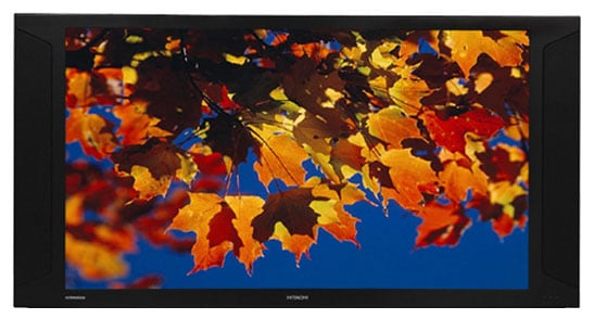 Hitachi UltraVision VG825 Series 55-inch Projection TV (Refurb)