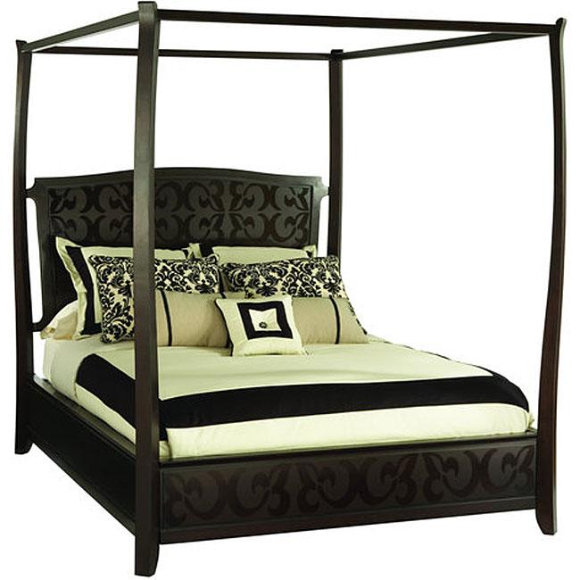 Belle Noir Eastern King-size Bed