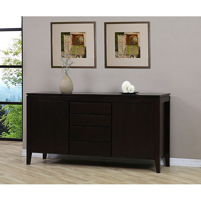 Yarra 4-drawer Buffet