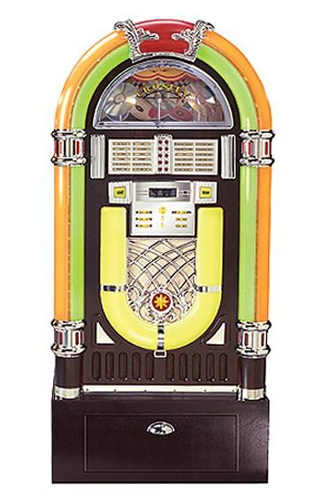 Crosley Cr12 10 Full Size Cd Jukebox 80130085