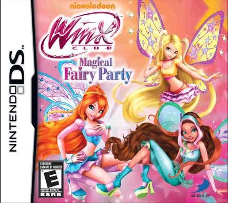 NinDS - Winx Club