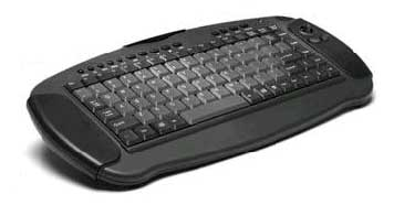 Silitek SK-7100 IR Wireless Multimedia Keyboard