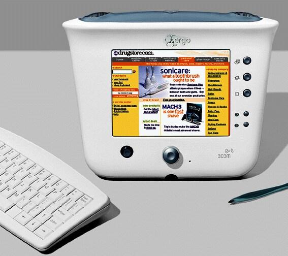 Ergo Audrey Internet Appliance (Refurbished)